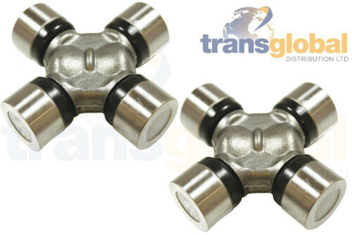Propshaft UJ Universal Joint x2 for Land Rover Series 2A 3 GKN OEM RTC3346