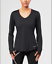 2XU Womens Kinetic Long Sleeve Top Gym Yoga Exercise Pilates New