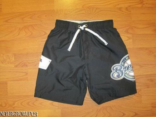 8 ~ Trunks Swim Boys ~ ~ ~ Milwaukee ~ ~ Brewers 6 nwt tavola ~ tuta 5 pantaloncini sz 4 da ZxwqBUt