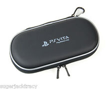 Black EVA hard Carry Case for PS Vita PlayStation Vita Slim