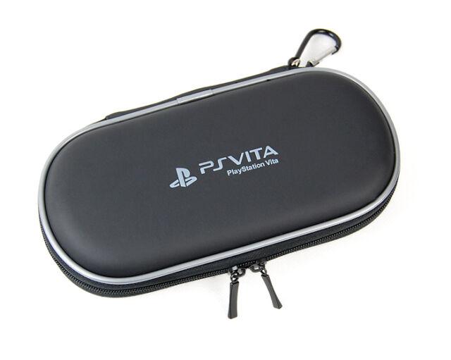 Black EVA hard Carry Case for PS Vita PlayStation Vita Slim