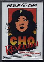 Margaret Cho - Revolution Dvd Plus Opening Act Bruce Daniels