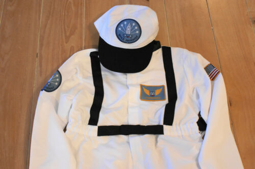 5//6 New 2011 Childrens Place SPACE ASTRONAUT Costume Small