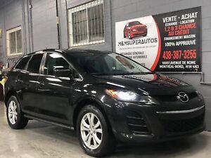 2010 Mazda CX-7 **FINANCEMENT MAISON ** 100% APPROUVE **