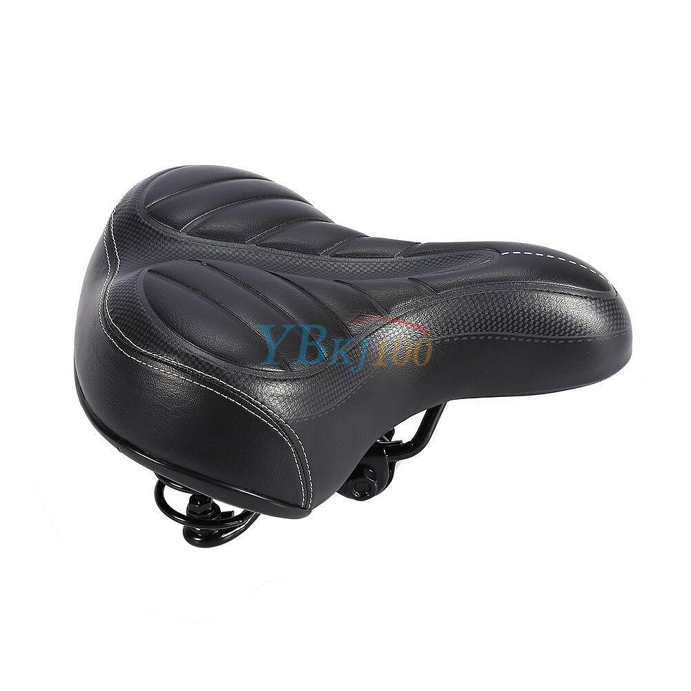Fahrradsattel Farradsitz Trekking Fahhrad Damen Herren Erwachsene Erwachsene Erwachsene Schwarz BEST a7e0b7