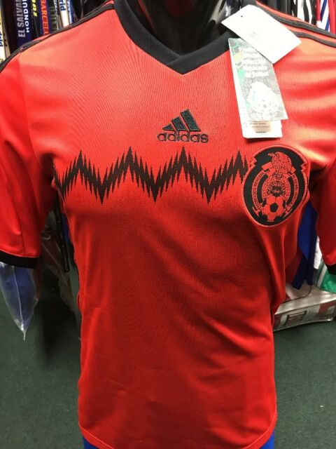 54c657c5099 Adidas MEXICO Soccer Jersey Retro 2014 WORLD CUP Jersey~Mens Size M