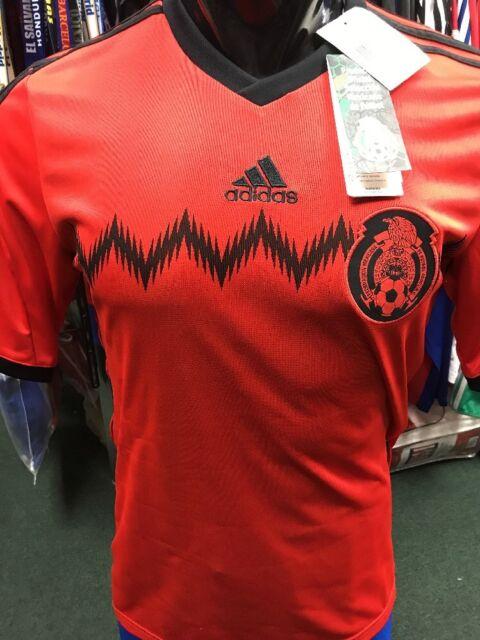 75629b4606e Adidas MEXICO Soccer Jersey Retro 2014 WORLD CUP Jersey~Mens Size M