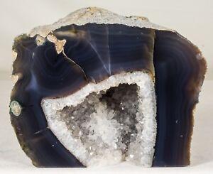 Agate-Geode-Crystal-Quartz-Polished-Specimen-Brazil