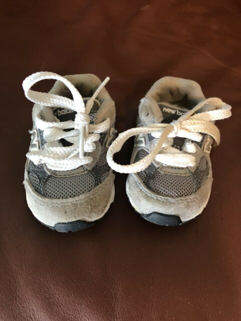 New Balance 992 Baby Shoes  Size 3