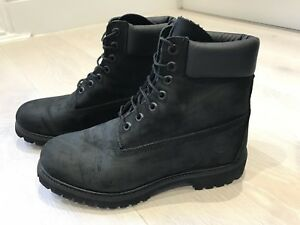 Conditio Taille Bottes 8 Noir Excellent Timberland SnZwO