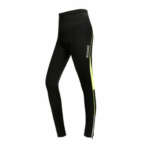 Women/'s Cycling Long Pants Gel Padded Ladies Elastic Breathable Tight Pants