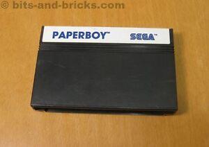 Paperboy-SEGA-Master-System-Spiel-Modul-Game-Cartridge