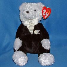 Ty Beanie Baby Groom - MWMT (Bear Wedding)