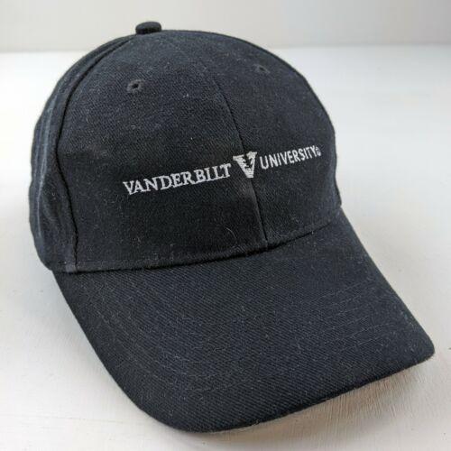 Vanderbilt University Vandy Commodores Strapback L