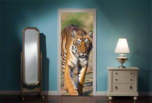 Door-Mural-Tiger-View-Wall-Stickers-Decal-Wallpaper-77