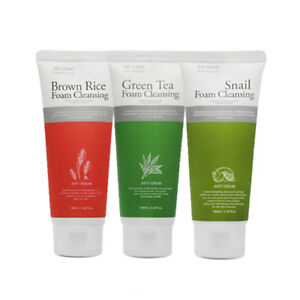 3W CLINIC ® Foam Cleansing 3 Types 100ml
