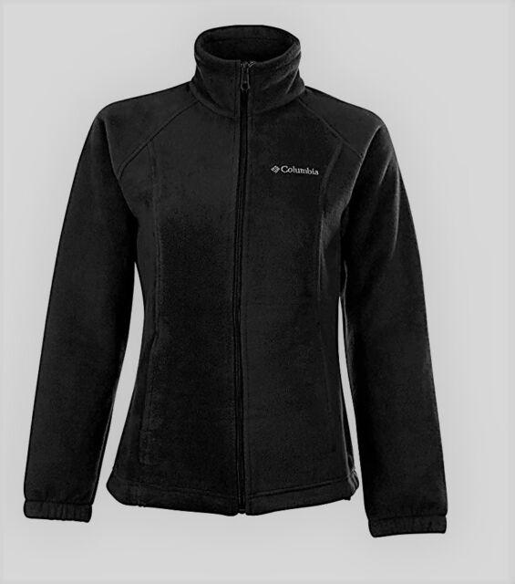 New $60 Columbia womens Sawyer Rapids 2.0 Fleece full zip jacket Blue
