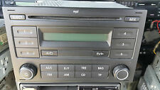 VW Volkswagen RCD 200 MP3 radio reproductor de CD Polo mk4F Facelift Golf mk4 Passat mk5