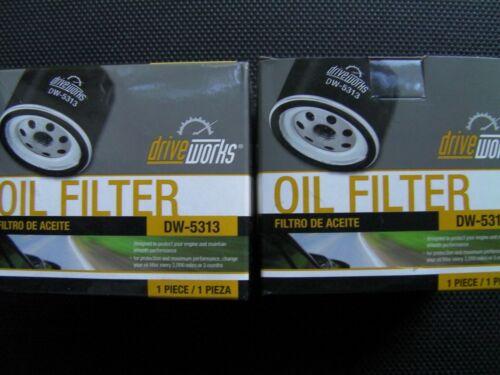 NIB Sealed Driveworks DW-5313 Engine Oil Filter
