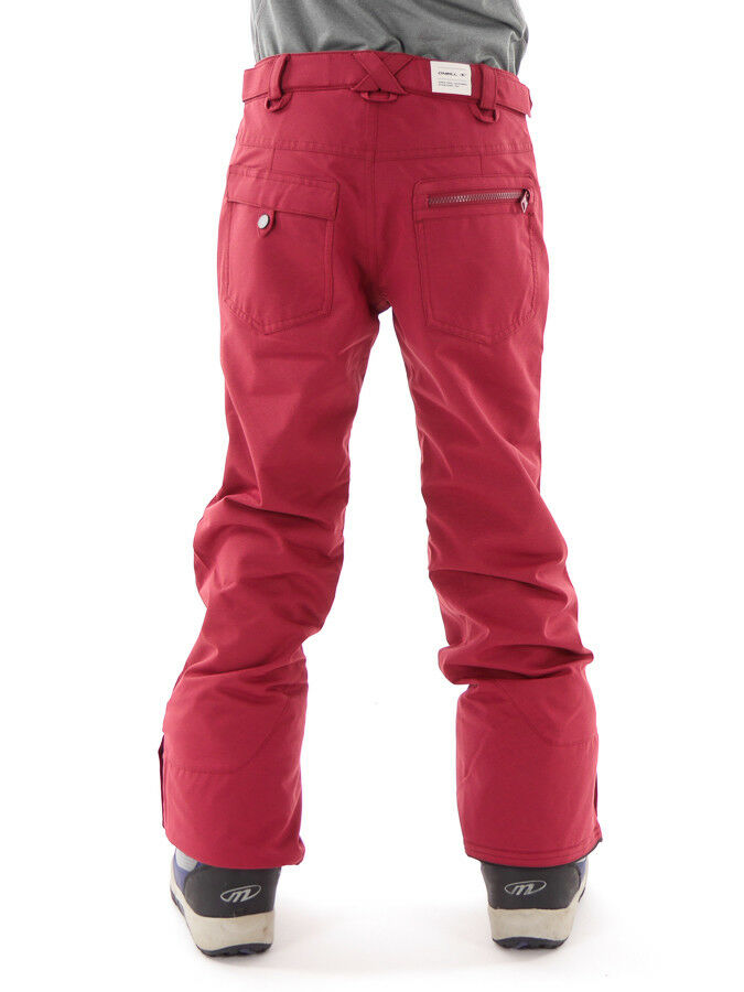 O'Neill Skihose Funktionshose Snowboardhose Royalty Royalty Royalty dunkelrot Muster d1b53c