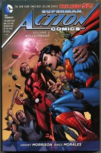 HC Superman Action Comics Volume 2 Two 2013 nm/mint 9.8 1st Hardcover New 52