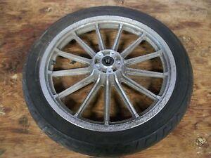 Details about Harley Davidson Dyna Sportster 13 Spoke Front Wheel 19