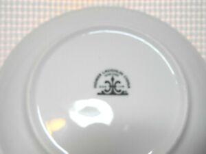 Homer Laughlin China Bread Plate Usa Jjb Lead Free Off White Ebay