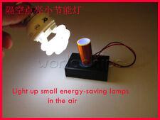 Dc45v Diy Tesla Coil Kit Set Arc Wireless Electric Power Transmission Lighting