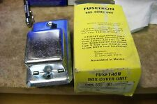 nos fusetron ssu Handy Box Cover Unit With Switch Control; 15 Amp