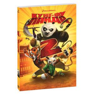Kung Fu Panda 2 Dvd Russian English Ukrainian Sealed Widescreen Kung Fu Panda 2 Ebay