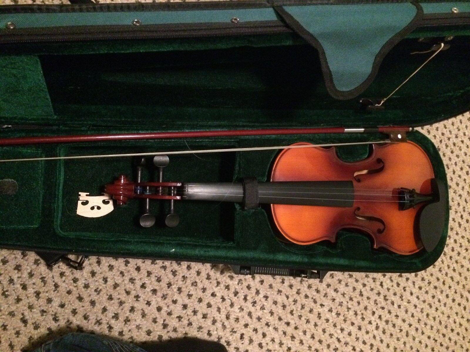 Antoni Acv 31 3 4 debut violin