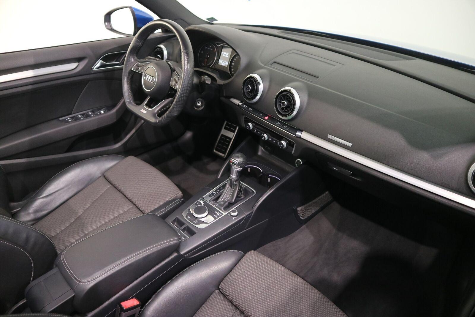 Audi A3 2,0 TDi 150 Sport Cabriolet S-tr. - billede 6