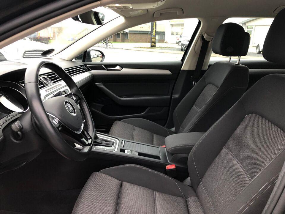 VW Passat 1,4 TSi 150 Comfortl. Variant DSG Benzin aut.