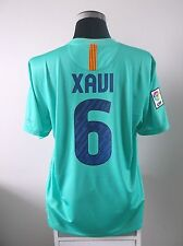 XAVI #6 BNWT Barcelona Away Football Shirt Jersey 2010/11 (XL)