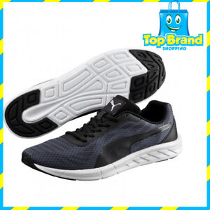 Image is loading Puma-Mens-Black-Running-Shoes-Joggers-Gym-Workout- 822777a51