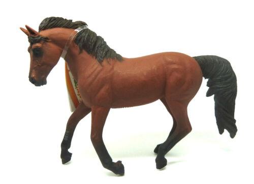 158605 Pferd Pferde NEU handbemalt Safari Morgan Stute Z4