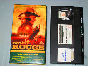 La-Riviere-Rouge-Red-River-VHS-French-James-Arness-Teste