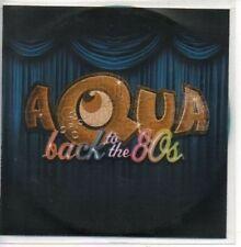(AN898) Aqua, Back to the 80s - DJ CD