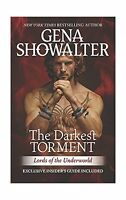 The Darkest Torment (lords Of The Underworld) Free Shipping
