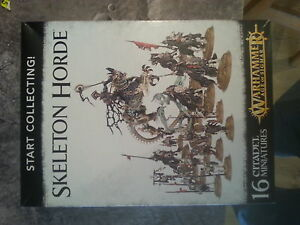 e8c21e2bd5a Image is loading WARHAMMER-AGE-OF-SIGMAR-START-COLLECTING-SKELETON-HORDE-