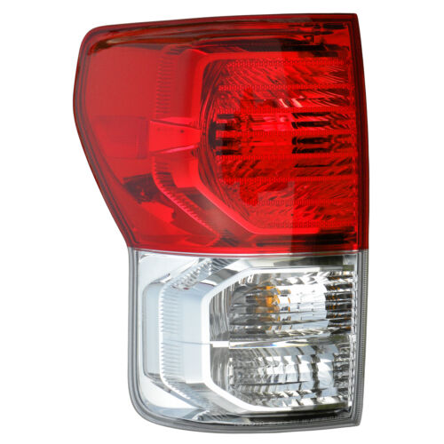 2010-2013 Toyota Tundra Driver Left Side Rear Back Lamp Tail Light