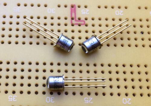 Visible Phototransistor 16°  3-Pin TO-18 Metal Case Osram BPY 62 IR Infrared