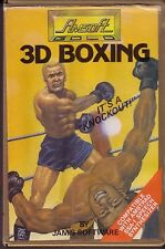 3D Boxing (Amsoft Gold 1985) Amstrad CPC Game - Clamshell Edition