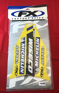 Factory Effex Swingarm Decals For Suzuki RMZ 250 04-06 Swingarm Graphic 19-42426