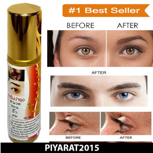 Best Seller Natural Growth Stimulator Serum Eyelash Eyebrow Grow