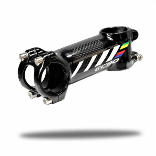 EC90 Aluminum+Carbon Fiber Bicycle Stem  6° 31.8mm MTB Road Bike Stem 60-110mm