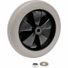 Replacement 8 Rear Wheel For Janitor Cart