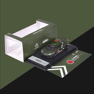 Time Model 1:64 LB LBWK Lamborghini Aventador Zero Fighter w//Roof Box