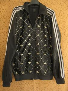 Veste Adidas Originals Noir et blanc Jacket Homme style