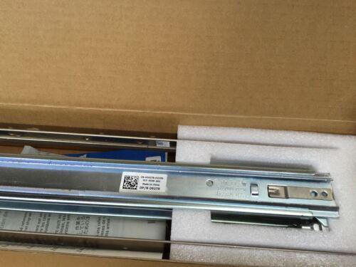 Dell PE R510 R520 R530 R720 R730 R820 2//4 Post Rack 2U Static Rails H872R US